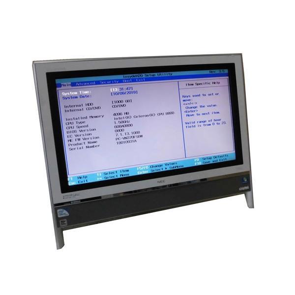 NEC(エヌイーシー) VALUESTAR N PC-VN370FS6Wの画像