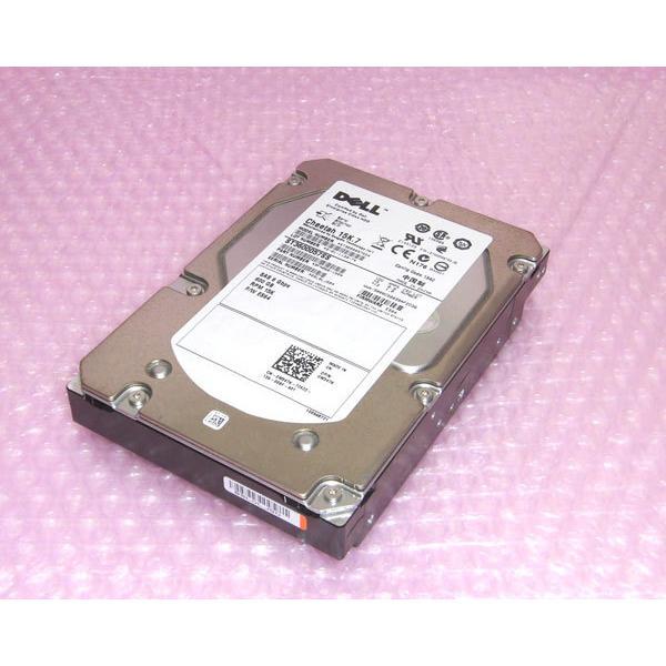 Dell W348K 600GB 15K SAS 3.5 6G HUS156060VLS600