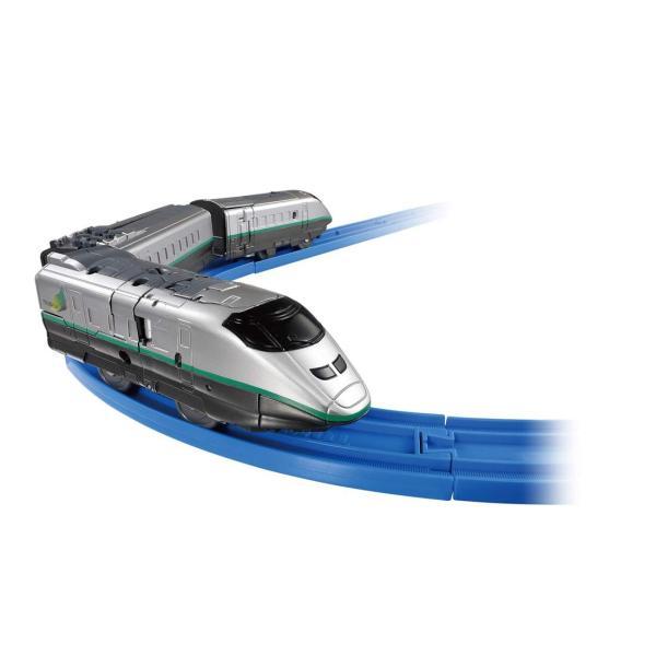 プラレール 新幹線変形ロボ シンカリオン DXS12 E3つばさ アイアンウイング|aquamint|03