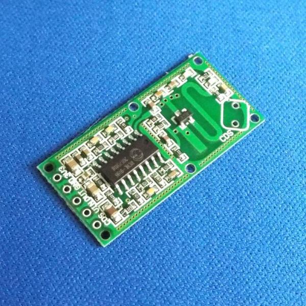 マイクロ波レーダーセンサー RCWL-0516 aquamix