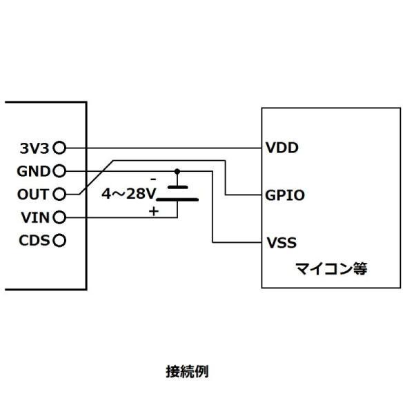 マイクロ波レーダーセンサー RCWL-0516 aquamix 03
