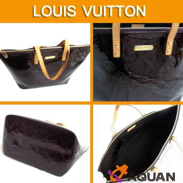 セール  LOUIS VUTTON  ルイヴィトン ヴェルニ ベルビューGM アマラント トートバッグ 台形トート 送料無料