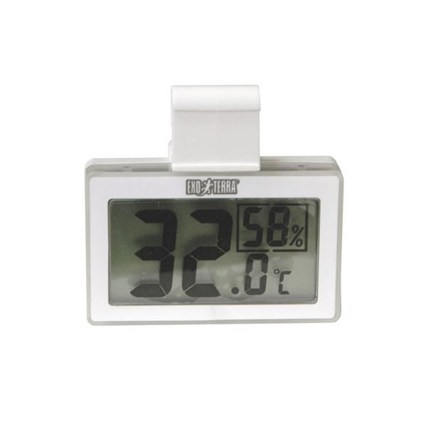 GEX エキゾテラ コードレスデジタル温湿度計【9/30まで3980円以上送料無料】