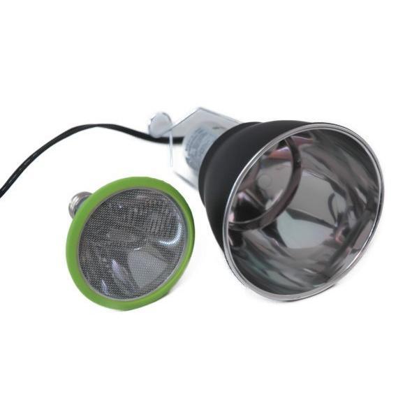 カーボンペットヒータースタンドセット 小鳥ケージ/保温器具/照射/速暖/ハ虫類ケージ aquapet 04
