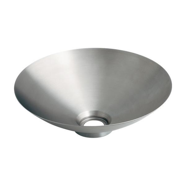 カクダイ 鉄穴 かんな 丸型手洗器 493-038