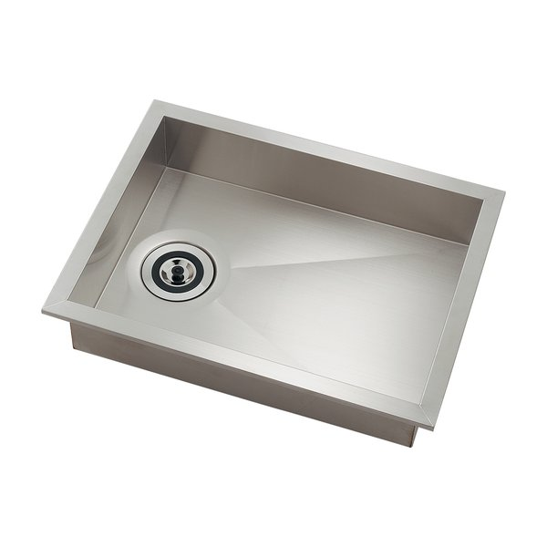 493-201 カクダイ 角型洗面器 鉄穴(かんな)
