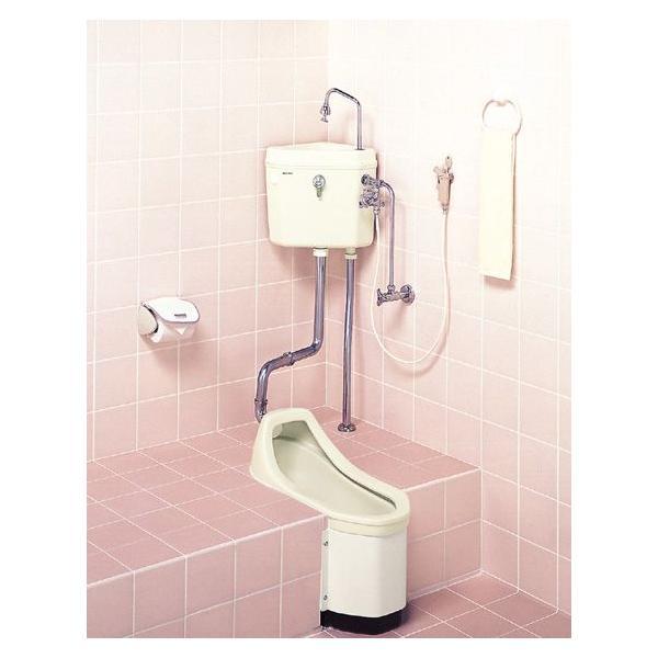 セキスイ(SEKISUI) 簡易水洗便器リブレット 和風樹脂製ロータンク式 TW-T(N)