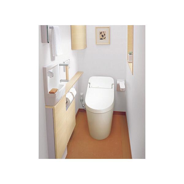 TOTO手洗器レストルームドレッサースリムシリーズカウンタータイプ(1500サイズ)足元収納(埋込あり)付ULD25