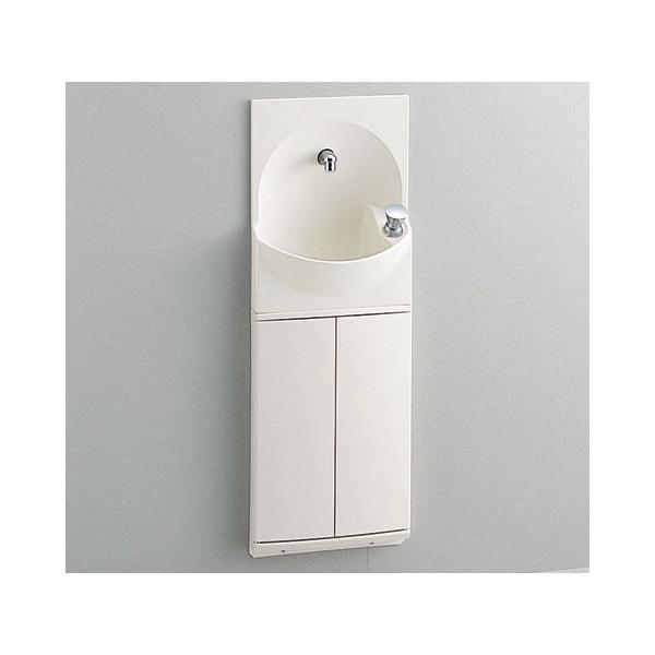 TOTO手洗器付キャビネットハンドル式水栓タイプ(ホワイト)YSC46SX#NW1