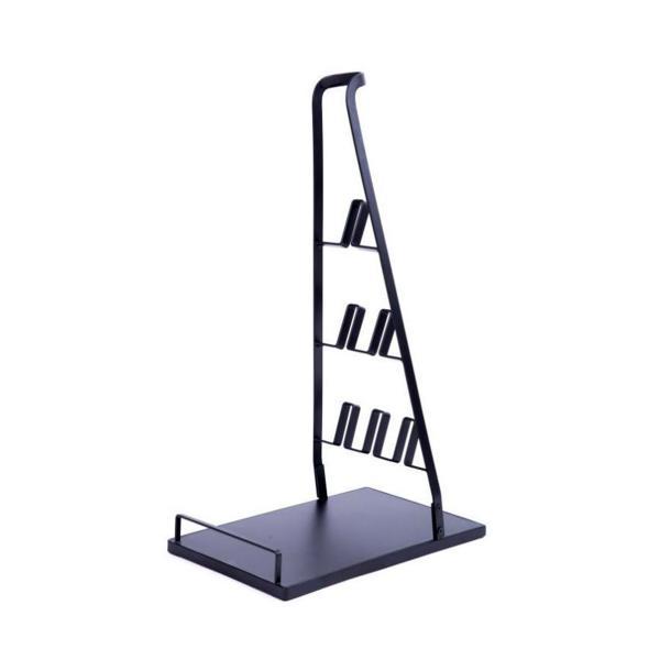 クリーナースタンド スティッククリーナースタンド 掃除機たて 掃除機スタンド 収納 掃除機立て コードレス クリーナースタンド ホワイト ブラック|ar-roman|20