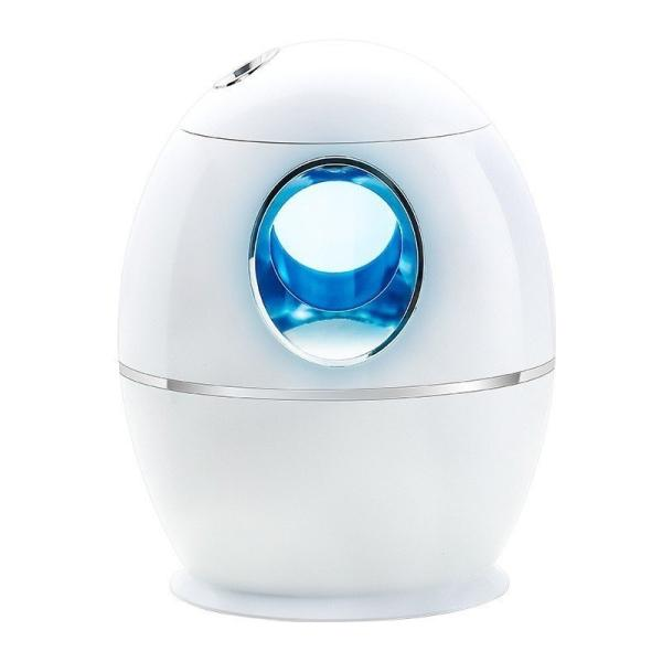 加湿器 空気清浄機 超音波式 除菌 上から給水 アロオイル対応 噴霧器 大容量 空気洗浄機 乾燥対策 卓上 静音 寝室 オフィス LEDライト搭載 ar-roman 19
