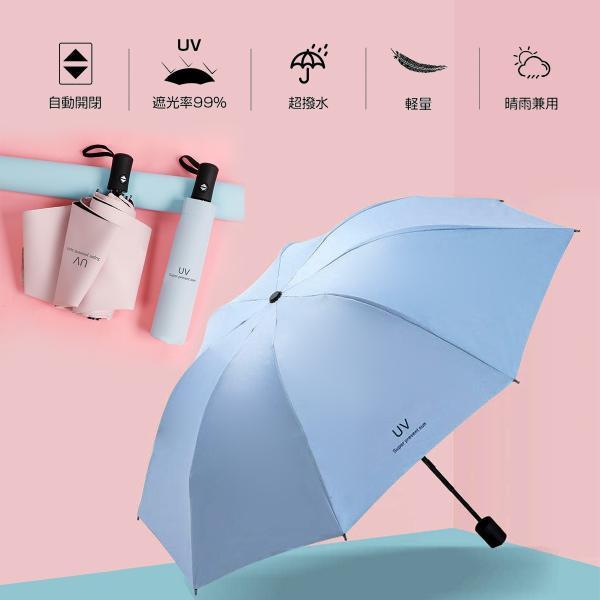 梅雨対策2021傘レディースメンズUVカット日傘梅雨対策晴雨兼用ワンタッチ自動開閉紫外線スポーツ日焼け日よけ傘袋付き防災グッズ無