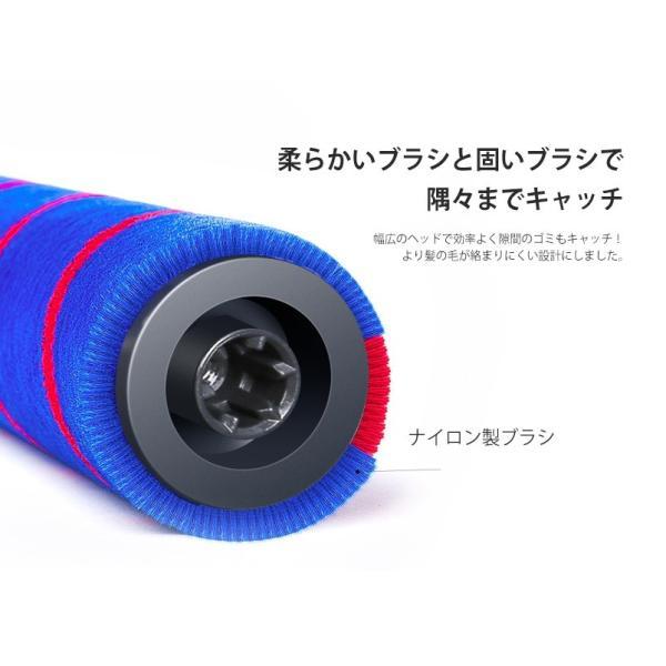 掃除機 コードレス スティック サイクロン クリーナー 充電式掃除機 吸引力 強い コンパクト 超軽量 ハンディ DIBEA掃除機 布団 兼用 車用 安い|ar-roman|19