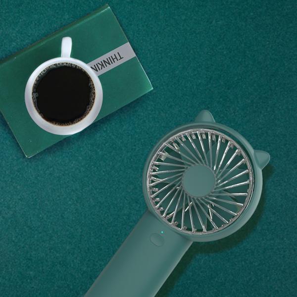 冷風機 首掛け 扇風機 ミニファン USB扇風機 ハンディ 携帯扇風機 充電式 4段風量調節 強風 容量 パワーバンク 小型 卓上 手持ち両用ファン 熱中症対策 おしゃれ ar-roman 18