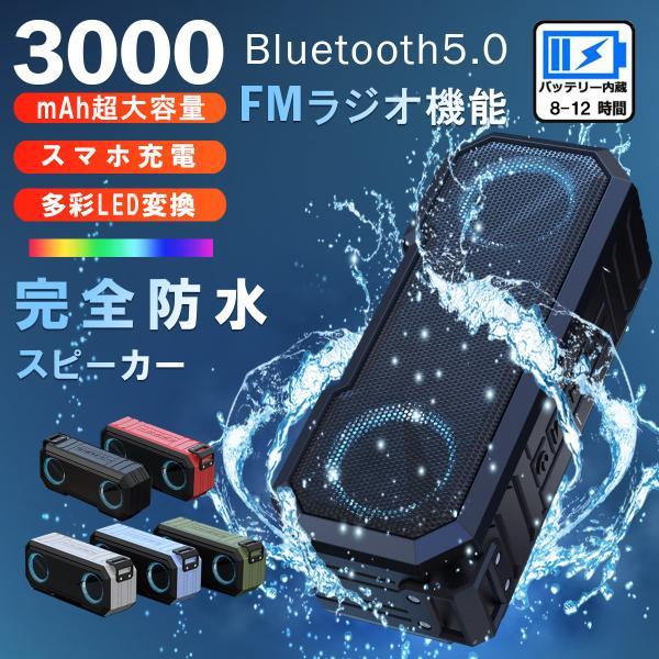 スピーカーbluetooth高音質防水小型重低音車大音量耐衝撃高品質おしゃれ