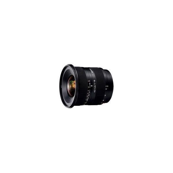 ソニー ズームレンズ DT 11-18mm F4.5-F5.6