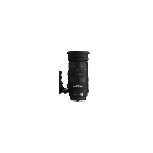 シグマ 望遠ズームレンズ APO 50-500mm F4.5-6.3 DG OS HSM ニコン用 JAN末番738556