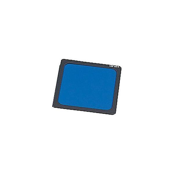 LEE 100x100mm角ポリエステルフィルター 色温度変換フィルター80A /LEE 色温度変換フィルター80A JAN末番200891