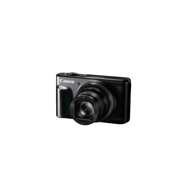 Canon PowerShot SX720 HS (ブラック) JAN末番056617