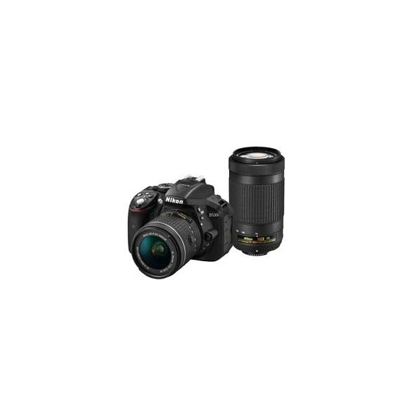 Nikon D5300 AF-P ダブルズームキット JAN末番9435