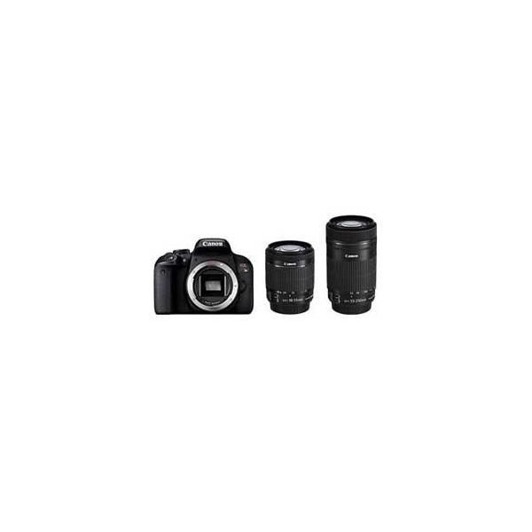 Canon EOS Kiss X9i ダブルズームキット JAN末番083729