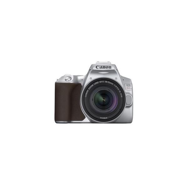 CANON EOS Kiss X10 EF-S18-55 IS STM レンズキット (シルバー) JAN末番135947 2019年4月25日発売予定