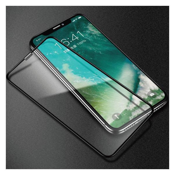 iPhoneXS Max XS XR X 8 Plus 8 7 Plus 7 6s Plus 6 Plus 6s 6 10D 強化ガラスフィルム 9H硬度 日本旭硝子製素材 衝撃吸収 気泡レス 全面保護|arakawa5656|14