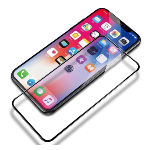 iPhoneXS Max XS XR X 8 Plus 8 7 Plus 7 6s Plus 6 Plus 6s 6 10D 強化ガラスフィルム 9H硬度 日本旭硝子製素材 衝撃吸収 気泡レス 全面保護|arakawa5656|16