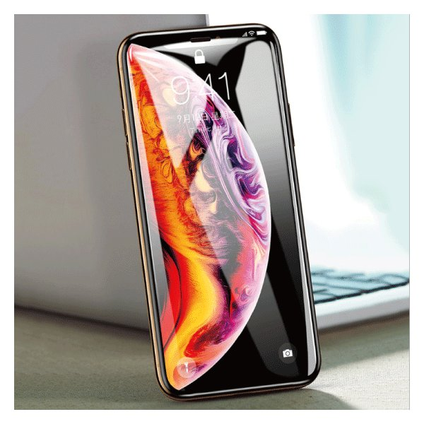 iPhoneXS Max XS XR X 8 Plus 8 7 Plus 7 6s Plus 6 Plus 6s 6 10D 強化ガラスフィルム 9H硬度 日本旭硝子製素材 衝撃吸収 気泡レス 全面保護|arakawa5656|05