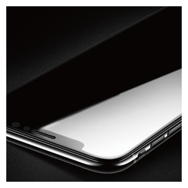 iPhoneXS Max XS XR X 8 Plus 8 7 Plus 7 6s Plus 6 Plus 6s 6 10D 強化ガラスフィルム 9H硬度 日本旭硝子製素材 衝撃吸収 気泡レス 全面保護|arakawa5656|10
