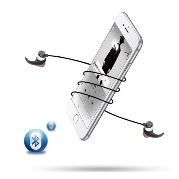 ワイヤレス イヤホン Bluetooth 5.0 高音質 長時間 軽量 防滴 iPhone Android SDカード スポーツ ランニング|arakawa5656|10