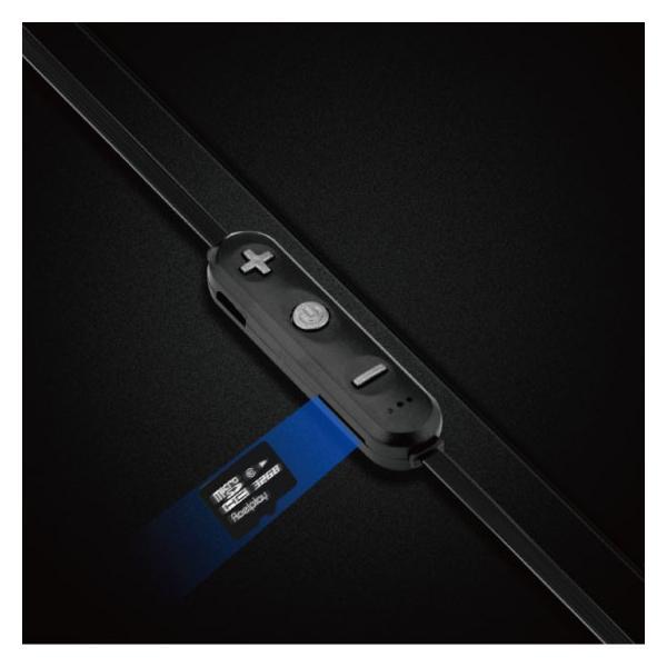 ワイヤレス イヤホン Bluetooth 5.0 高音質 長時間 軽量 防滴 iPhone Android SDカード スポーツ ランニング|arakawa5656|05