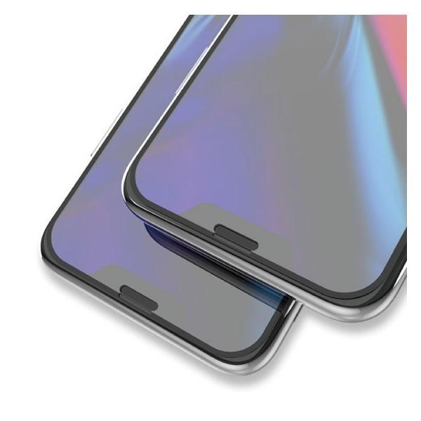 iPhone ブルーライトカット 強化ガラス 保護フィルム iPhoneXR iPhoneXS Max iPhone8 iPhone7 Plus iPhone6s iPhone6|arakawa5656|04