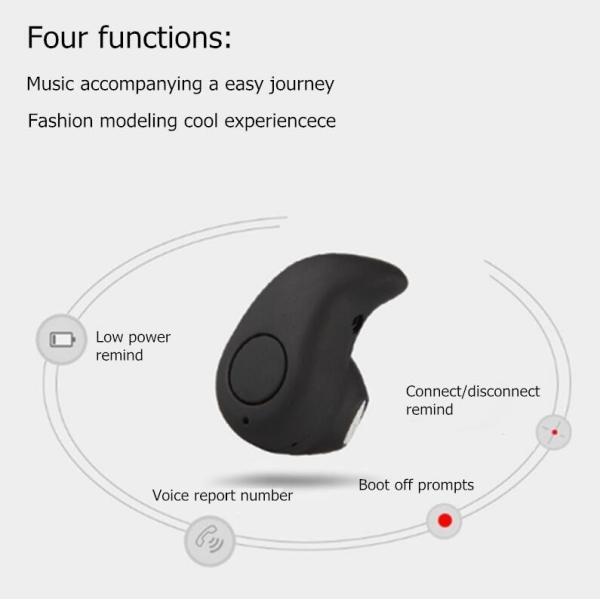 ワイヤレスイヤホン Bluetooth イヤホン 最新版2台待ち受け ブルートゥース s530 ヘッドセット 軽量 ヘッドホン 隠し型|arakawa5656|09