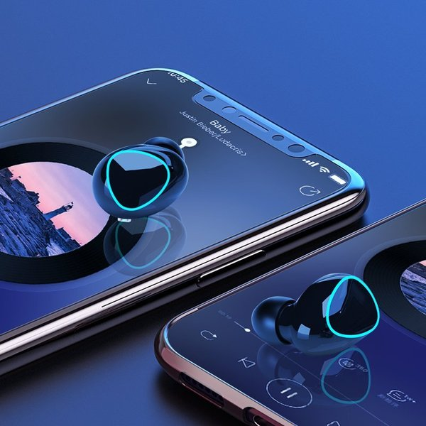 ワイヤレス イヤホン bluetooth 4.1 S6 ブルートゥース オープン記念 iphone6s iPhone7 8 x  Plus android ヘッドセット 軽量 ワイヤレス ヘッドホン|arakawa5656|11
