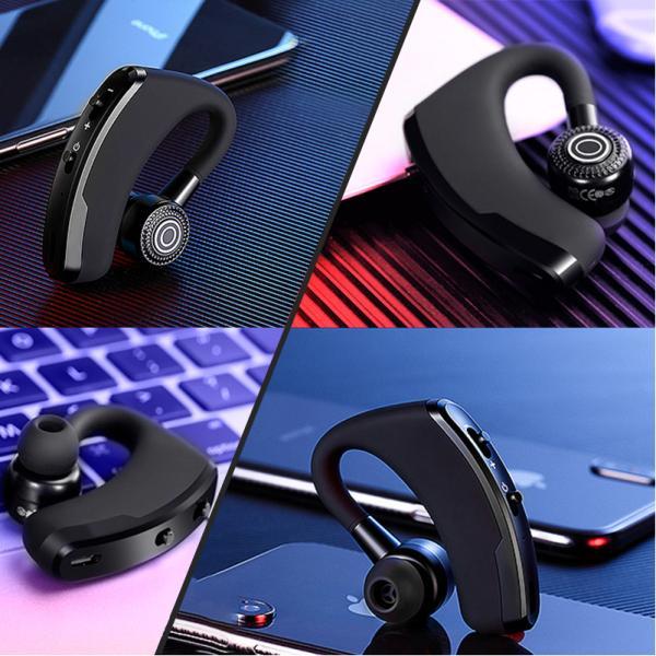 ワイヤレスイヤホン bluetooth イヤホン 高級 片耳用 iPhone android アンドロイド スマホ 運転 高音質 ランニング スポーツ ジム 音楽|arakawa5656|18