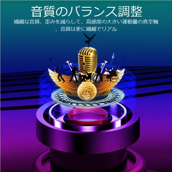 ワイヤレスイヤホン bluetooth イヤホン 高級 片耳用 iPhone android アンドロイド スマホ 運転 高音質 ランニング スポーツ ジム 音楽|arakawa5656|07