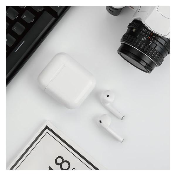 ワイヤレス イヤホン Bluetooth 4.2 i8ステレオ ブルートゥース オープン記念 最新版 iphone6s iPhone7 8 x Plus android ヘッドセット ヘッドホン|arakawa5656|05
