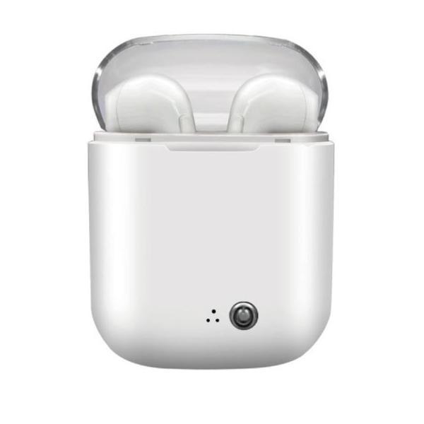 ワイヤレス イヤホン Bluetooth 4.2 i7透明蓋 ステレオ ブルートゥース オープン記念 最新版 iphone6s iPhone7 8 x Plus android ヘッドセット ヘッドホン|arakawa5656|03