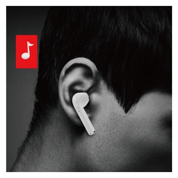 ワイヤレス イヤホン Bluetooth 4.2 i7透明蓋 ステレオ ブルートゥース オープン記念 最新版 iphone6s iPhone7 8 x Plus android ヘッドセット ヘッドホン|arakawa5656|05