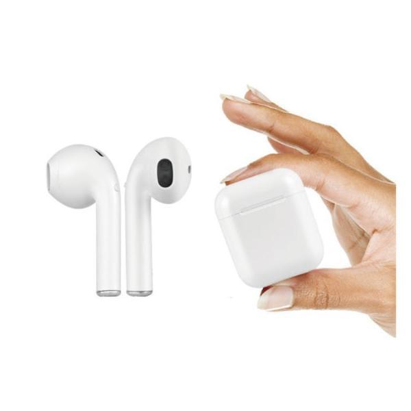 【期間限定半額】ワイヤレス イヤホン Bluetooth 4.2 i9 ステレオ ブルートゥース オープン記念 最新版 iphone6s iPhone7 8 x Plus android ヘッドホン|arakawa5656|04