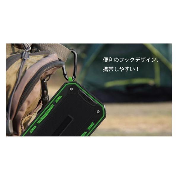 ワイヤレススピーカー IPX67 防水 高音質ミニブルートゥース Bluetooth スピーカー 6W通話可iphoneX iPhone7 iphone8  iphone5 5s 5c 6 s plus iPad android|arakawa5656|13