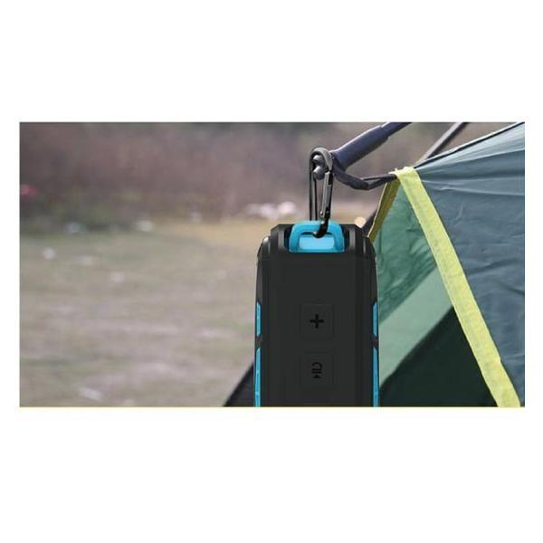 ワイヤレススピーカー IPX67 防水 高音質ミニブルートゥース Bluetooth スピーカー 6W通話可iphoneX iPhone7 iphone8  iphone5 5s 5c 6 s plus iPad android|arakawa5656|14