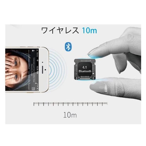 ワイヤレススピーカー IPX67 防水 高音質ミニブルートゥース Bluetooth スピーカー 6W通話可iphoneX iPhone7 iphone8  iphone5 5s 5c 6 s plus iPad android|arakawa5656|08