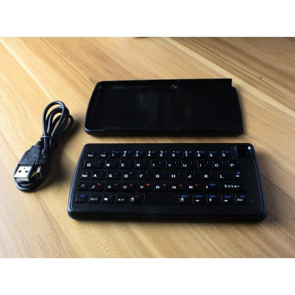 アンドロイド対応マウス 世界初 Bluetoothキーボードとタッチパット arakawa5656 03
