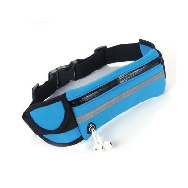 スマホ ウエストホルダー ランニング ジョギング ウォーキング スポーツ ホルダー ポーチ ポケモンGO|arakawa5656|05
