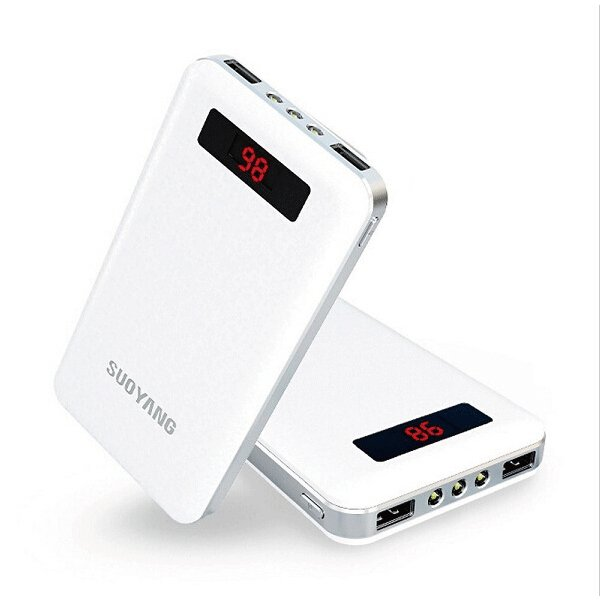 モバイルバッテリー 大容量  20000mah sy10-200 急速充電 スマホ 携帯 充電器 iPhone 8 x 6 7 S plus Galaxy LEDライト ポケモンGO アイコス iqos 送料無料|arakawa5656|06