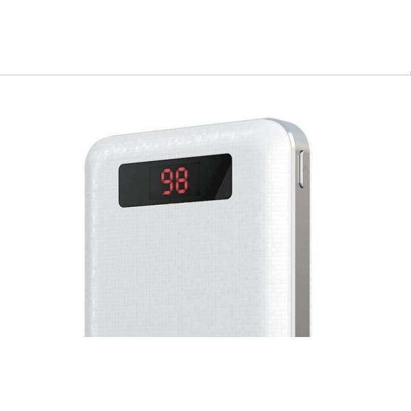 モバイルバッテリー 大容量  20000mah sy10-200 急速充電 スマホ 携帯 充電器 iPhone 8 x 6 7 S plus Galaxy LEDライト ポケモンGO アイコス iqos 送料無料|arakawa5656|08