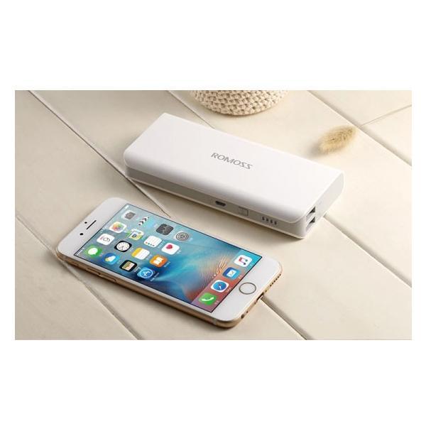 ROMOSS SENSE4 大容量モバイルバッテリー 10400mAh|arakawa5656|04