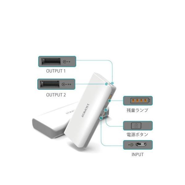ROMOSS SENSE4 大容量モバイルバッテリー 10400mAh|arakawa5656|05